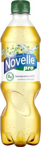 Hartwall Novelle Pro Omena-Inkivääri 0,5 L