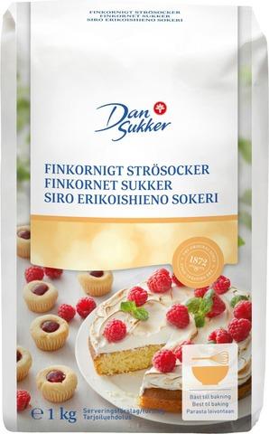 Dansukker Siro Erikoishieno Sokeri 1Kg