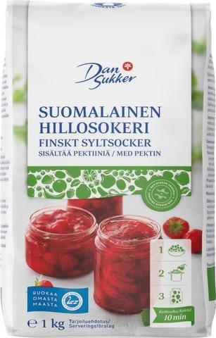 Dansukker Suomalainen Hillosokeri 1Kg