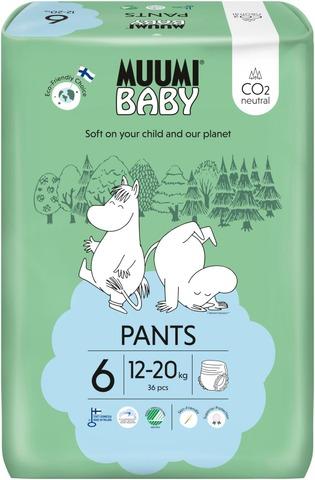 Muumi Baby Walkers Housuvaippa 6 - 36 Kpl 12-20 Kg