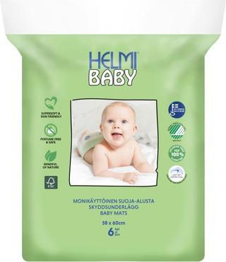 Helmi Baby suoja-alusta 6 kpl