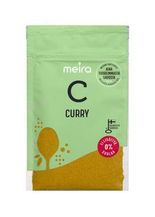 Meira Curry Ei Lisättyä Suolaa 25G
