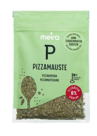 Meira Pizzamauste ei lisättyä suolaa 32g