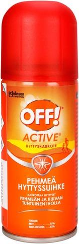 Off! 100Ml Pehmeä Hyttyssuihke