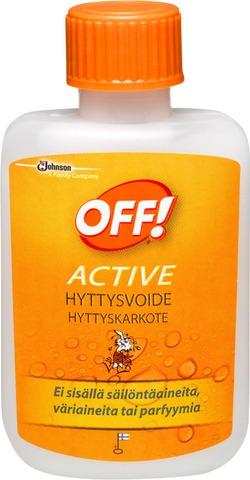 Off Active Hyttyssvoide 37 Ml
