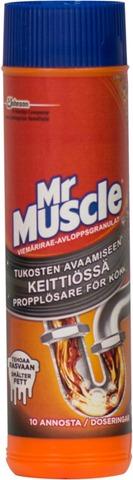 Mr Muscle 500G Viemärirae Viemärinavaaja