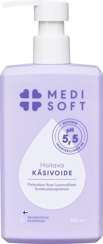 Medisoft 300Ml Hoitava Käsivoide