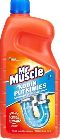 Mr Muscle Kodin Putkimies 1L Viemärinavaaja