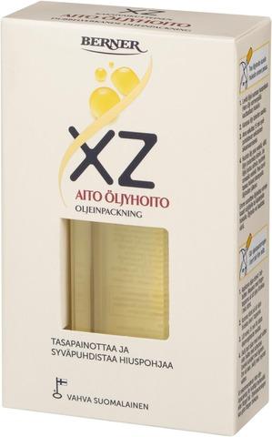 Xz 75Ml Aito 2-Vaikutteinen Öljyhoito