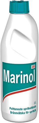 Marinol  100 1 L Polttoneste
