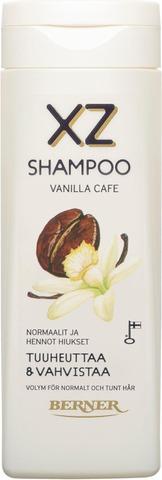 Xz 250Ml Vanilla Cafe Shampoo