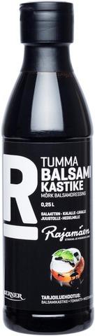 "Rajamäen 0,25L  Tumma Kastike ""Aceto Balsamico Di Modena Igp"""
