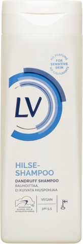 Lv 250Ml Hilseshampoo