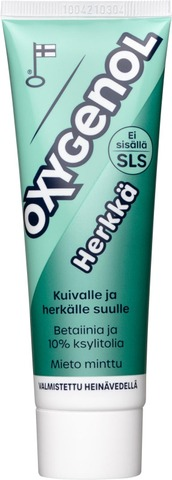 Oxygenol 75Ml Sensitive Hammastahna