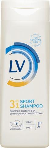 Lv 250Ml 3-In-1 Sport Shampoo