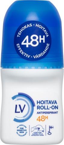 LV 60ml Hoitava roll-on antiperspirantti