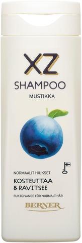 Xz 250Ml Mustikka Shampoo