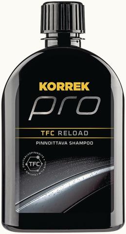 Korrek Pro Tfc Reload Shampoo 350 Ml