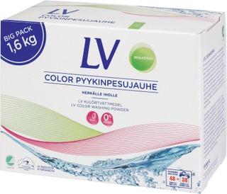 Lv 1,6Kg Color Pyykinpesujauhe Joutsenmerkitty