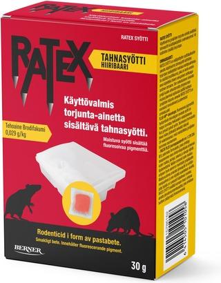 Ratex 30G Pastasyötti Syöttirasiassa