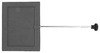 Pisla Savupelti Htt 50 S 160X230mm