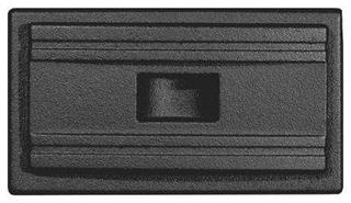 Nokiluukku Htt506 130X65 Musta