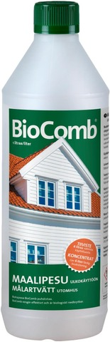 Biocomb 1L Maalipesu Ulkokäyttöön