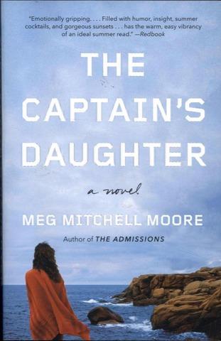 Moore, Meg Mitchell: The captains daughter Pokkari
