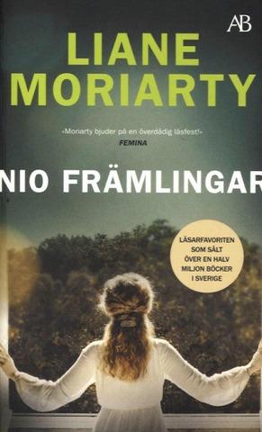 Moriarty, Liane: Nio främlingar pokkari