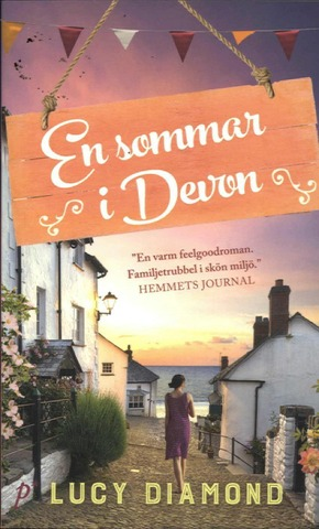 Diamond, Lucy: En sommar i Devon pokkari