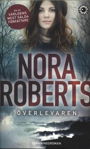 Roberts, Nora: Överlevaren pokkari