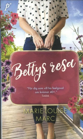 Marc, Marie-Louise: Bettys resa pokkari
