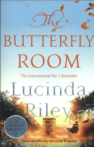 Riley, Lucinda: The Butterfly Room pokkari