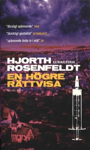 Hjorth, Michael & Rosenfeldt, Hans: En högre rättvisa pokkari