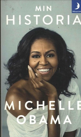 Obama, Michelle: Min historia pokkari