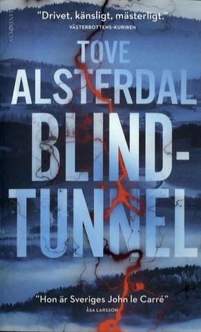 Alsterdal, Tove: Blindtunnel pokkari