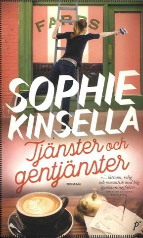 Kinsella, Sophie: Tjänster och gentjänster pokkari