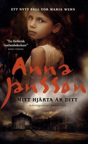 Jansson, Anna: Mitt hjärta är ditt pokkari