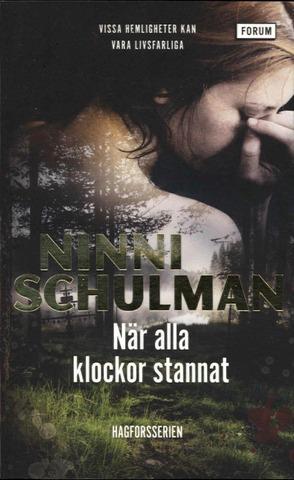 Schulman, Ninni: När alla klockor stannat pokkari