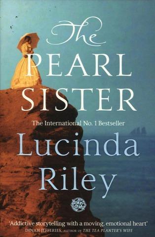 Riley, Lucinda: The Pearl Sister pokkari