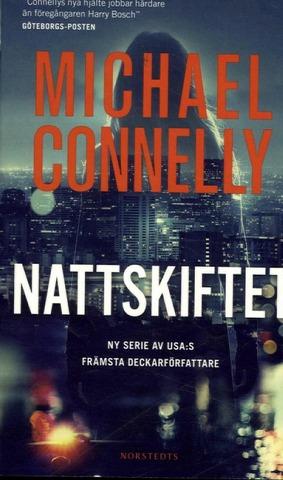 Connelly, Michael: Nattskiftet pokkari