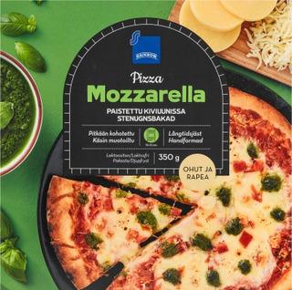 Rainbow 350G Mozzarellapizza, Pakaste