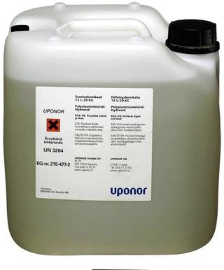 Uponor Clean-saostuskemikaali 15l