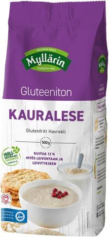 Myllärin 500G Gluteeniton Kauralese