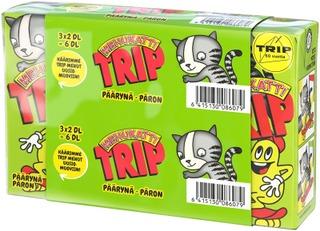 Mehukatti TRIP Päärynämehujuoma 2dl 3-pack