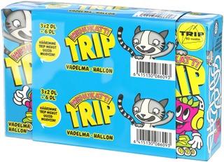 Mehukatti TRIP Vadelmamehujuoma 2dl 3-pack