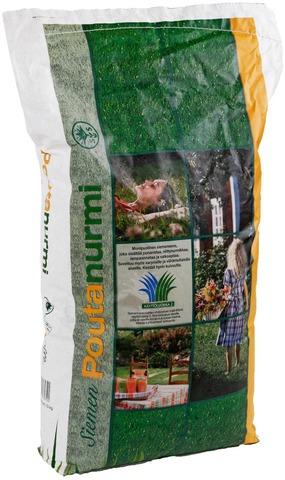 Siemen 10kg Poutanurmi nurmikkosiemenseos