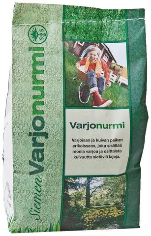 Siemen 1kg Varjonurmi nurmikkosiemenseos