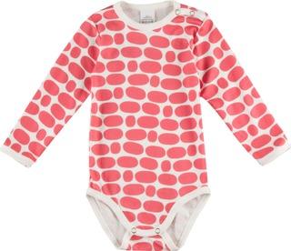 Hilla Clothing Vauvojen Body Punainen Karkki