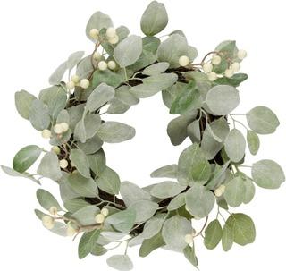 Kranssi 40Cm Eukalyptus